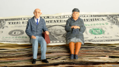 America's public pension plans make over-optimistic return assumptions