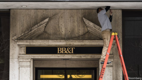 BB&T and SunTrust announce a merger