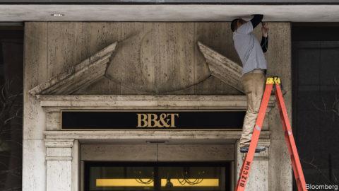 BB&T and SunTrust announce a merger