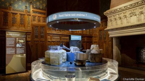 Museum pieceDisplays dedicated to explaining economics offer marginal returns