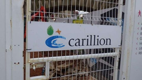 'Nothing has changed': Two years on from Carillion collapse