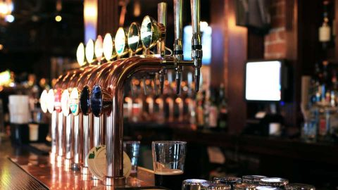 Pub sector stumbles down the road to recovery