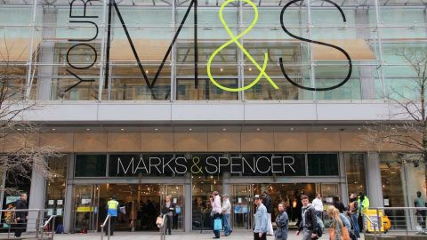 Can Marks & Spencer's new CFO make his mark, and spark a return to the FTSE100?
