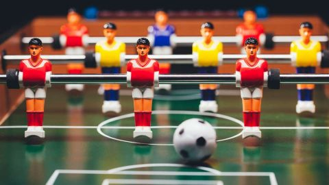 Secrets of specialisation: Football clubs